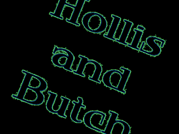 Hollis and Butch