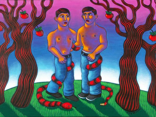 AADeCarlo, Adam Y Steve